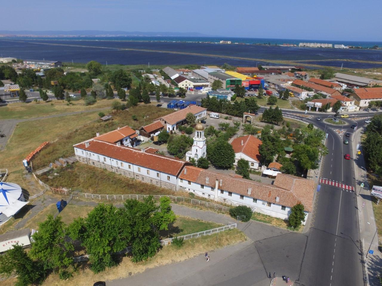Монастырь Свети Георги.